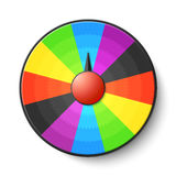 Roda de fortuna Foto de Stock