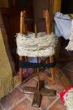 Roda de giro de madeira Imagem de Stock