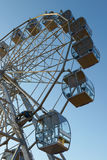 Roda de Gray Ferris Foto de Stock Royalty Free