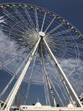 Roda de Paris Ferris Fotografia de Stock Royalty Free