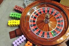 Roda de roleta foto de stock royalty free