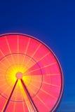 Roda de Seattle Ferris imagens de stock