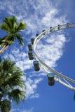 Roda de Singapura Imagens de Stock