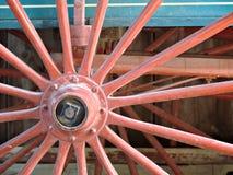 Roda de vagão Fotos de Stock Royalty Free