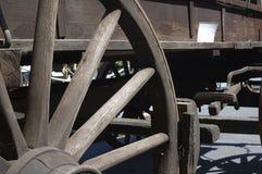 Roda de vagão Foto de Stock Royalty Free
