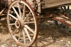Roda de vagão Imagem de Stock
