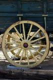 Roda de vagão antiga velha Imagens de Stock Royalty Free