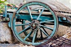 Roda de vagões Imagem de Stock