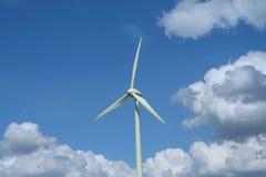 Roda de vento Imagens de Stock Royalty Free