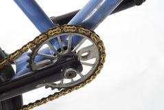 Roda dentada da bicicleta Fotos de Stock