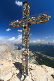 Roda Di Vael σταυρός στοκ εικόνα