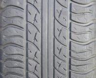 roda do automóvel Pneus de borracha Borracha do verão ajustada para o carro W Foto de Stock