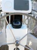 Roda do barco de vela Imagens de Stock