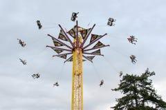 roda do céu Foto de Stock