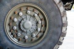 Roda do caminhão Imagens de Stock Royalty Free
