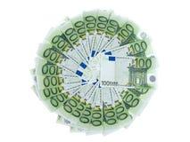 Roda do dinheiro fotos de stock royalty free