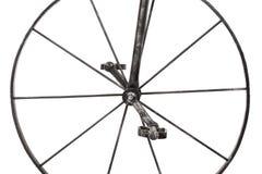 Roda do ferro imagem de stock
