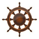 Roda do navio Imagem de Stock