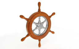 Roda do navio Imagens de Stock