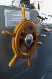 Roda do navio de guerra Fotografia de Stock