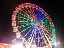 Roda do parque de diversões Imagens de Stock Royalty Free