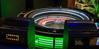 Roda e máquinas Imagem de Stock