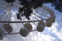 Roda gigante 4 foto de stock royalty free