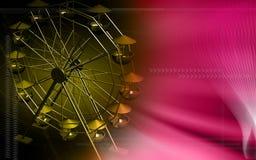 Roda gigante Imagens de Stock Royalty Free