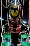 Roda gigante interna Imagem de Stock Royalty Free