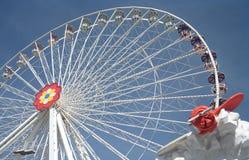 A roda grande Imagem de Stock