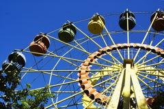 Roda grande Fotografia de Stock