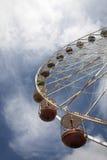 Roda grande do recinto de diversão Imagens de Stock