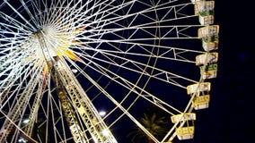 Roda grande impressionante Foto de Stock Royalty Free