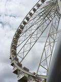 Roda grande Lugar de la Concorde Imagens de Stock Royalty Free