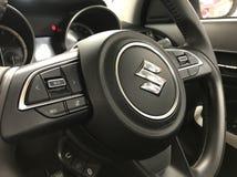 Roda que dirige Suzuki novo rápido Fotografia de Stock Royalty Free