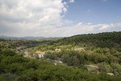 Roda Ter, Catalonia, Spanien Royaltyfria Bilder