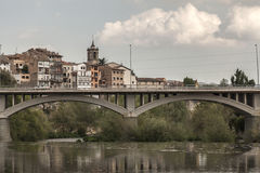 Roda Ter, Catalonia, Spanien Royaltyfria Foton