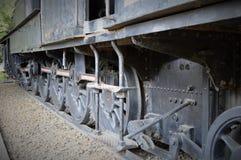 Roda velha do trem Imagens de Stock Royalty Free