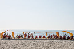 Rodadero beach Stock Photos