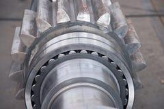 Rodamiento de rodillos industrial Imágenes de archivo libres de regalías