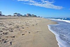 Rodanthe海滩 库存图片