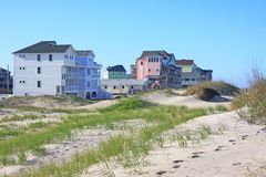 Rodanthe  beach Royalty Free Stock Images