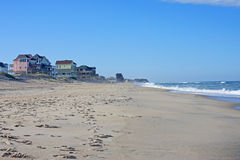 Rodanthe Beach Royalty Free Stock Photos