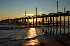 Rodanthe Pier Stock Photography