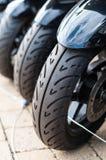 rodas da motocicleta imagens de stock royalty free