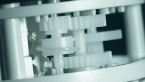 Rodas da roda denteada filme