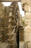 Rodas de água em Hama imagens de stock