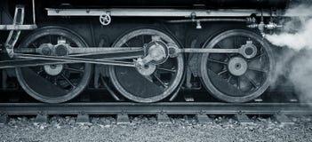 Rodas de aço Imagem de Stock