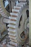 Rodas de engrenagem Imagem de Stock Royalty Free
