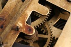 Rodas de engrenagem Foto de Stock